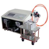 Buy cheap Automatic flat cable cutting and stripping machine DSBX-16 automatic ribbon cable peeling machine from wholesalers