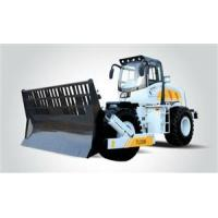 Buy cheap Wheeled Bulldozer from wholesalers
