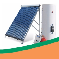 Buy cheap High Pressure SUS316 Heat Pipe Evacuated Tube Solar Collector from wholesalers