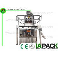 Buy cheap Multihead Weighing Machine Premade Pouch Packing Machine from wholesalers