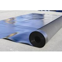 Buy cheap Anti UV Geomembrane Pond Liner , Plastic Landfills / Fish Ponds Liners from wholesalers