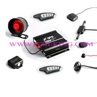 Buy cheap wholesale full-band Smartphone  Intelligent  GPS GSM Car Alarm System product