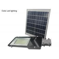 Buy cheap All In One Solar LED Street Light Integrated Lithium Battery And Controller product