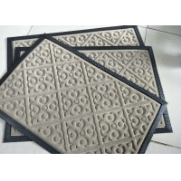 Buy cheap Poly Grass 10mm 0.9mX15m Plastic Floor Mat from wholesalers