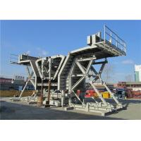 Quality Stable Structure Steel Mould Formwork , Reinforced Concrete Formwork Waterproof for sale