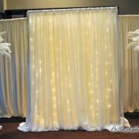 Buy cheap malaysia pipe and drape backdrop pipe and drape for wedding from wholesalers
