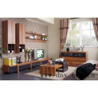 Buy cheap Modern Wooden Wall Units and TV stand of Living room furniture from wholesalers