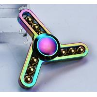 Edc New Colorful Nine Beads Finger Spinner Hand Spinner
