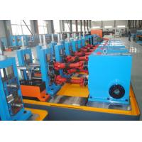 Buy cheap Professional Automatic ERW Tube Mill , Carbon Steel Welded Pipe Mill from wholesalers
