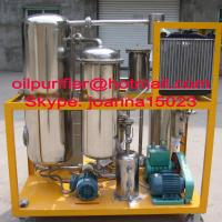 Buy cheap Cooking Oil Disposable Machine, Vegetable Oil Filter,Oil Clean from wholesalers