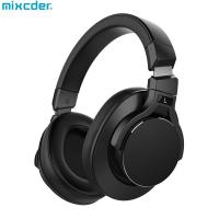 China AUSDOM Mixcder NEW E8 Top Selling Over Ear Carrying Case Active Noise Cancelling Bluetooth Headphones With Microphone on sale