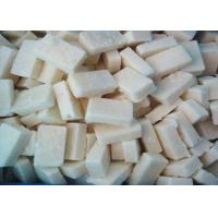 Buy cheap Premium IQF Frozen Vegetables , Block Shape Mashed Garlic / Puree / Paste from wholesalers
