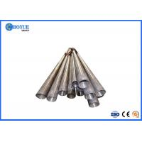 Buy cheap ASME B690 UNS N08367 Alloy Steel Pipe , Iron Nickel Chromium Molybdenum Pipe from wholesalers