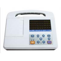 Buy cheap 3 Channel Ecg Monitoring Device , Portable Ecg Machines High Accuracy from wholesalers