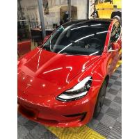 Buy cheap TPU Plastic Wrap Car Protection , 100% UV Blocking Automobile Wrapping from wholesalers