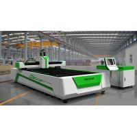 Buy cheap 500W CNC Fiber Laser Cutting Equipment For Sheet Metal Processing from wholesalers
