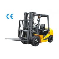 Buy cheap Pneumatic Tyres Gasoline LPG Forklift 3 Ton 2350mm Turning Radius Comfortable Operation from wholesalers