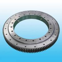 Buy cheap 50Mn slew ring bearings ladle turret solar tracking system large size excavator tower crane cross roller slewing bearing from wholesalers