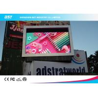 Buy cheap P8 SMD 3535 Outdoor Advertising Led Display Screen With 140° View Angle from wholesalers