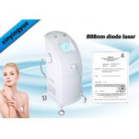 Buy cheap Permanent 808nm Diode Laser Hair Removal Machine For Chest / Armpit from wholesalers