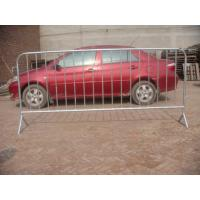 Buy cheap Portable Fence for crowd control ideal for event from wholesalers
