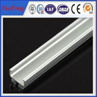 Buy cheap HOT! led strip aluminium profile, aluminium channel for led strips with cover product