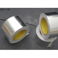 Buy cheap Aluminum Foil Tape with Conductive Adhesive/Glass fiber reinforced aluminum foil tape from wholesalers