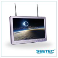 Buy cheap Drone profession monitor 10.1 inch HD FPV with wireless diversity receiver for DJI phantom from wholesalers