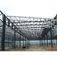 Buy cheap H Section Lightweight Industrial Steel Structures Fabrication For Steel Column / Beam from Wholesalers