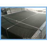 Buy cheap High Carbon Steel Flat Top Vibrating Screen Wire Mesh , Sand Screen Mesh from wholesalers