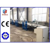 Buy cheap Customized Conveyor Belt Machine 1200-2400mm Max. Belt Width Reciprocating Working Mode product