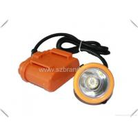 Buy cheap KJ6LM 5000lux safety mining lamp. Led miner's lamp. LED lighting from wholesalers