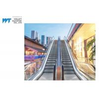 Buy cheap LED Green Light Exterior Escalators , VVVF Operation Weatherproof Escalator from wholesalers