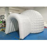 Buy cheap Durable Snow Inflatable Igloo Tent PLT - 135 For Promotions Grand Opening from wholesalers