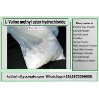 Buy cheap L-Valine methyl ester hydrochloride Raw Powder Used In The Synthesis Of Valaciclovir CAS 6306-52-1 from wholesalers