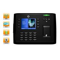 Buy cheap WiFi Biometric Time Attendance Clock Recorder for Employee Working Time Management from wholesalers