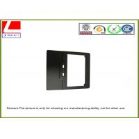 Buy cheap High Precision Aluminium CNC Turning Black / CNC Aluminum Parts ISO Approved product