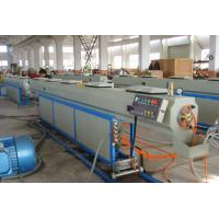 Buy cheap PPR Hot / Cold Water Plastic Pipe Manufacturing Machine Tube Production Line from wholesalers