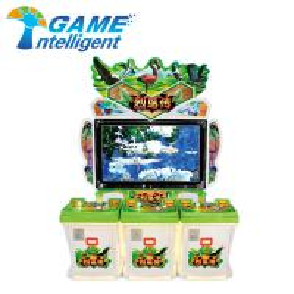 Fish hunter game machine ocean king 3 fish game board for Arcade fish shooting games