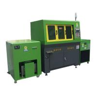 Buy cheap Separate Position Magnetic Core Cutting Machine For Small Size Components from wholesalers