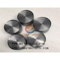 Buy cheap 99.995% Pure Titanium Plate Titanium Sputtering Target from wholesalers