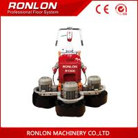 Buy cheap R1300 Top quality high efficiency wide working area for floor preparation concrete floor grinder polishing machine from wholesalers