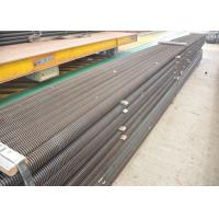 Buy cheap Certificated Carbon Steel Heat Exchanger Fin Tube Compact Structure from wholesalers