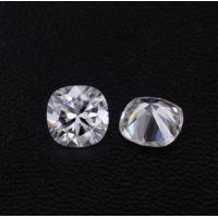 Buy cheap Diamonds Moissanite Super White DEF Cushion Shape 8mm VVS Clarity Fancy Cut from wholesalers