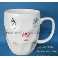 Buy cheap Ceramic Mug With Decal from wholesalers