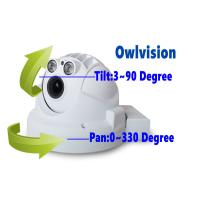 Buy cheap 1.3MP Megapixel PTZ 3.7-14.8mm 4X Digital Zoom  IP Camera for Indoor Use  from wholesalers