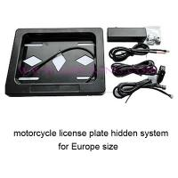 Buy cheap Motorcycle License Plate Frame Security product