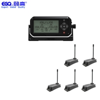 Buy cheap Wireless Car LCD Truck Tyre Pressure Monitoring System from wholesalers