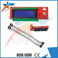 Buy cheap 2004 LCD Intelligent Smart Controller + 3D Printer Adapter 3d printer parts For Ramps 1.4 from wholesalers