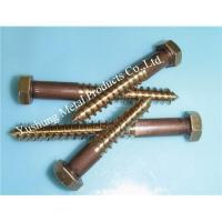 Buy cheap Silicon bronze lag bolt from wholesalers